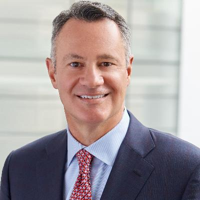 Headshot of Richard Kramer, CEO of Goodyear