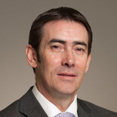 Picture of David O'Brien, CEO of Acacia Facilities Management Limited