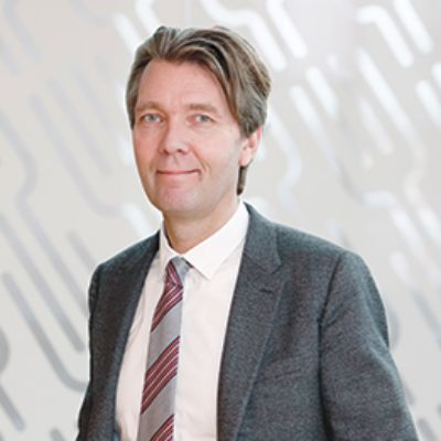 Picture of Agust Gudmundsson, CEO of Bakkavor