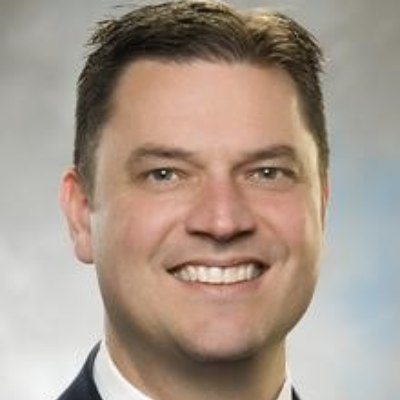 Picture of Eric Lawson, CEO of North Florida Regional Medical Center