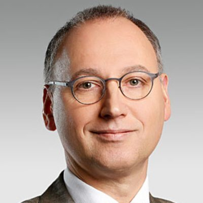 Picture of Werner Baumann, CEO of Bayer