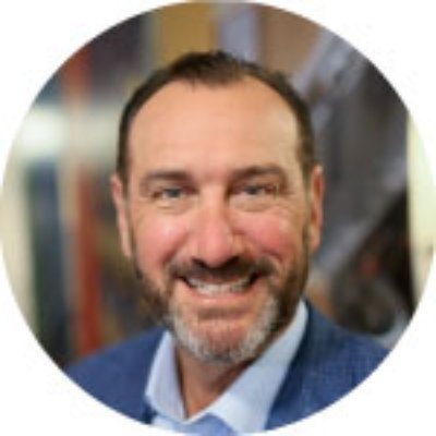 Picture of Jeffrey Wolpov, CEO of PORT LOGISTICS GROUP
