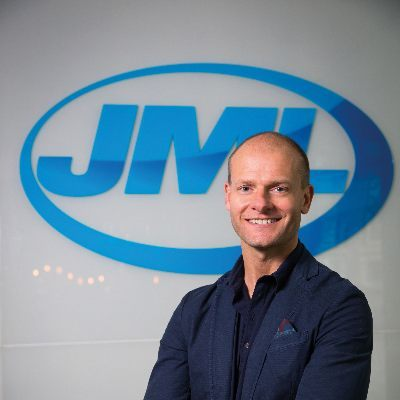 Picture of Ken Daly, CEO of JML