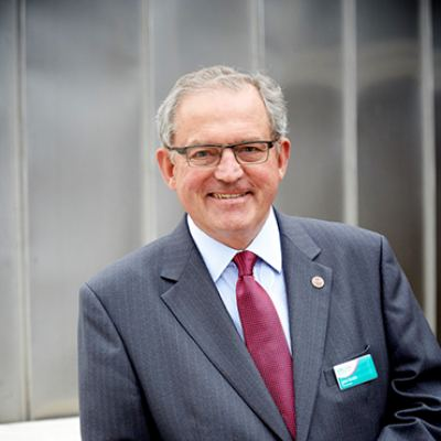 Picture of John Smith, CEO of PDSA