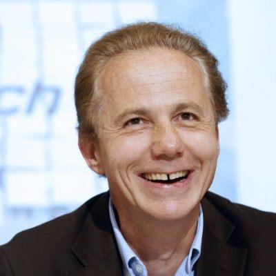 Picture of Georg Kapsch, CEO of Kapsch TrafficCom