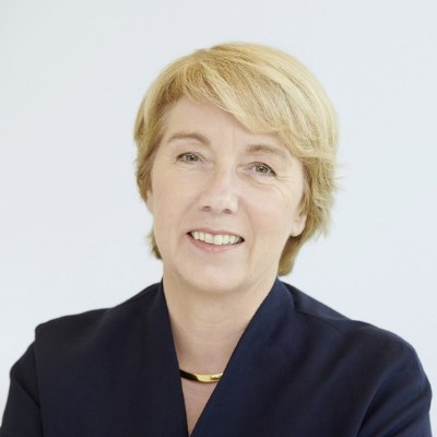 Picture of Martina Merz, CEO of thyssenkrupp