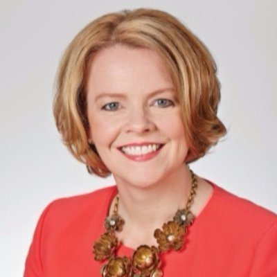 Picture of Jill Soltau, CEO of Jo-Ann Fabric and Craft Stores