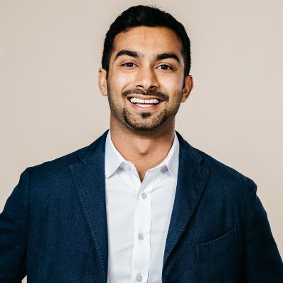 Picture of Apoorva Mehta, CEO of Instacart