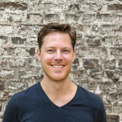 Picture of Dominik Senk, CEO of EarlyTaste GmbH