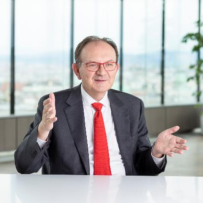 Picture of Mag. Klaus Buchleitner, CEO of Raiffeisenlandesbank NÖ-Wien AG