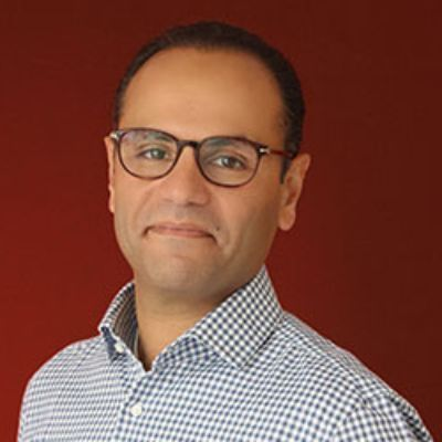 Picture of Hafez Hamdy, CEO of ITWORX