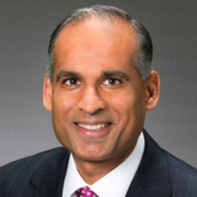 Portrait de Bhavesh V. (Bob) Patel, PDG chez LyondellBasell