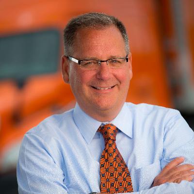 Picture of Mark Rourke, CEO of Schneider