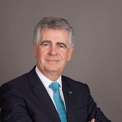 Picture of Jean-Claude Cornillet, CEO of Konica Minolta