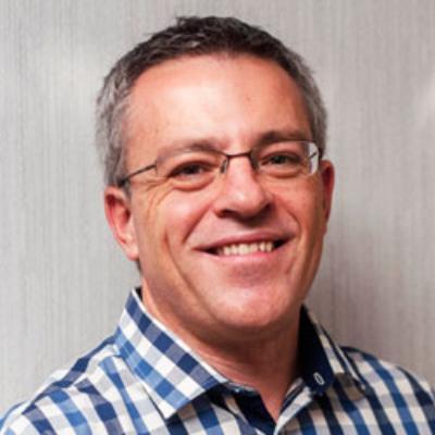 Picture of Jaco van der Merwe, CEO of DVT