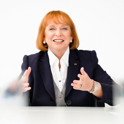 Picture of Ingrid Hofmann, CEO of I.K. Hofmann GmbH