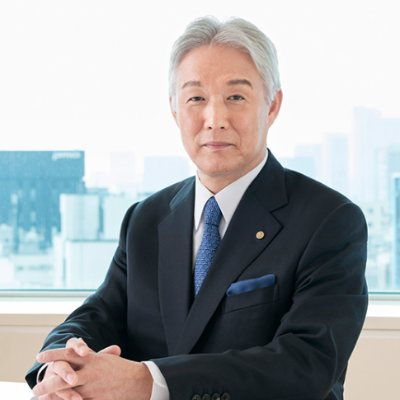 Picture of Michitaka Sawada, CEO of Kao Corporation