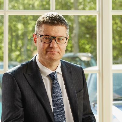 Picture of Lord Wolfson of Aspley Guise, CEO of Next PLC