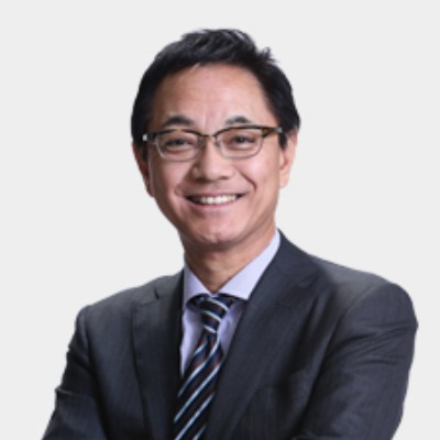 Picture of 岡本 泰彦, CEO of ライク株式会社