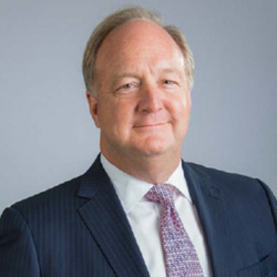 Picture of Bill Stephenson, CEO of DLL Group