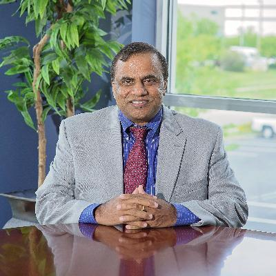 Picture of Purna Veer, CEO of V-Soft Consulting Group
