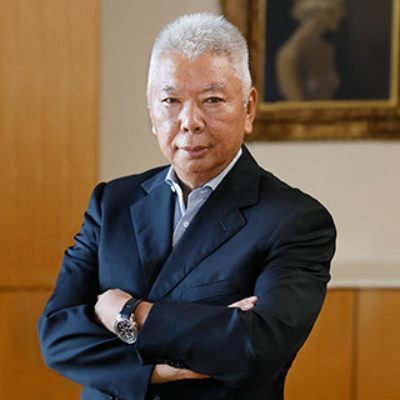 Picture of 高橋洋二, CEO of ユニマットグループ