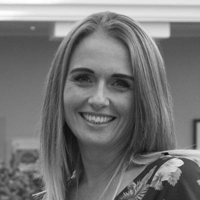 Headshot of Katy Rees, CEO of Smile Education