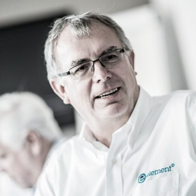 Picture of Charles Noall, CEO of Element Materials Technology