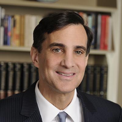 Picture of Ronald J. Daniels, CEO of Johns Hopkins University