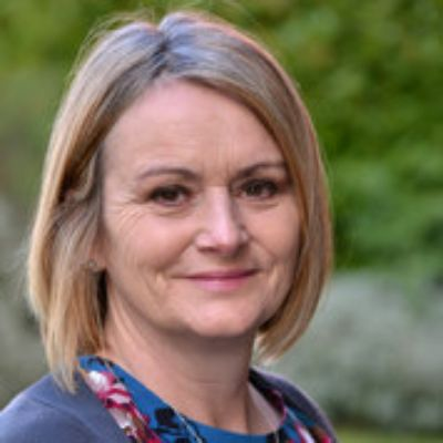 Picture of Sarah Burslem, CEO of MacIntyre Charity