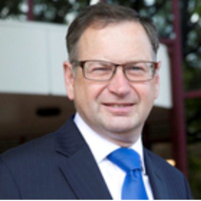 Picture of Jim O' Sullivan, CEO of Highways England