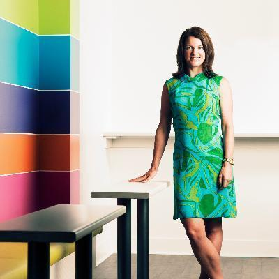 Picture of Mandy Farmer, CEO of Accent Inn Inc