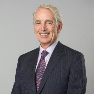 Headshot of Peter Stoicheff, CEO of University of Saskatchewan