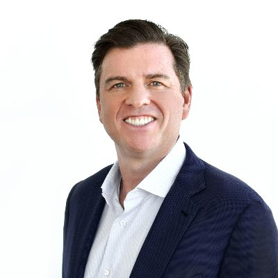 Picture of Tony Bates, CEO of Genesys