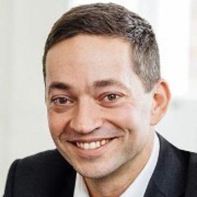 Picture of Alex Baldock, CEO of Dixons Carphone