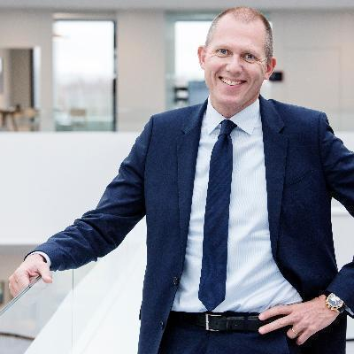 Picture of Jens Bjørn Andersen, CEO of DSV