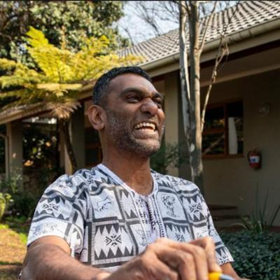 Picture of Kumi Naidoo - Secretary General, CEO of Amnesty International