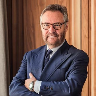 Picture of Brian Duffy, CEO of The Watches of Switzerland Group