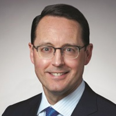Picture of Tim Wentworth, CEO of Express Scripts
