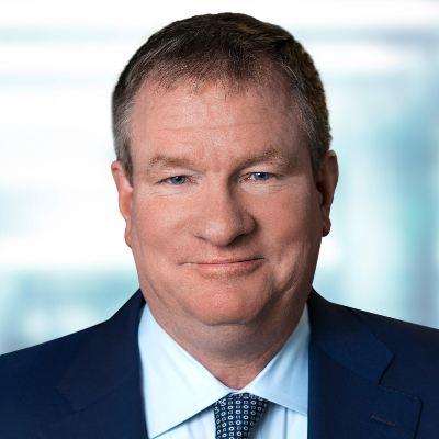 Picture of Bradley H. Feldmann, CEO of Cubic Corporation