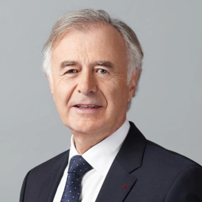 Picture of Philippe PETITCOLIN, CEO of Safran