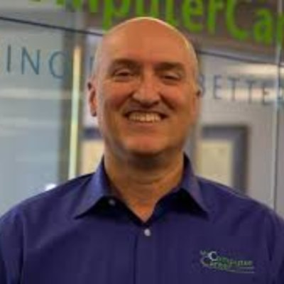Picture of Tony Galati, CEO of MyComputerCareer