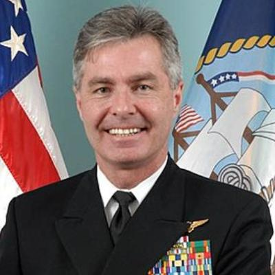 Picture of Kenneth J. Braithwaite, CEO of U.S. Navy