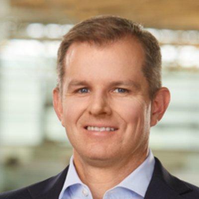 Picture of Richard Keyes, CEO of Meijer