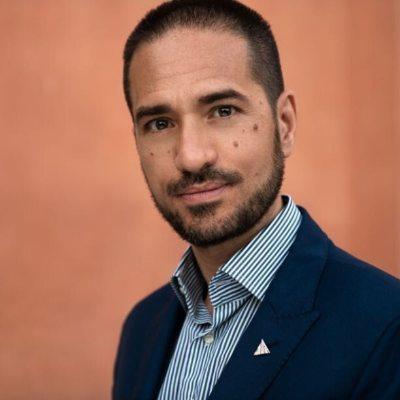 Picture of Andrea Fortunato Toscano, CEO of Gruppo Toscano