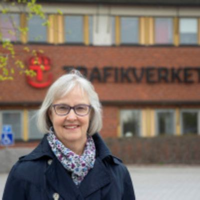 Picture of Lena Erixon, CEO of Trafikverket