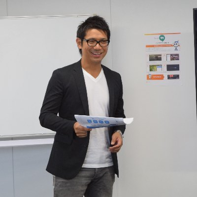 Picture of 代表取締役 川合 大無, CEO of リビン・テクノロジーズ株式会社