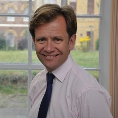Picture of Dr Nick Broughton, CEO of Southern Health NHS Foundation Trust