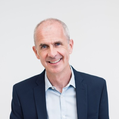 Picture of Jim Rowan, CEO of Dyson