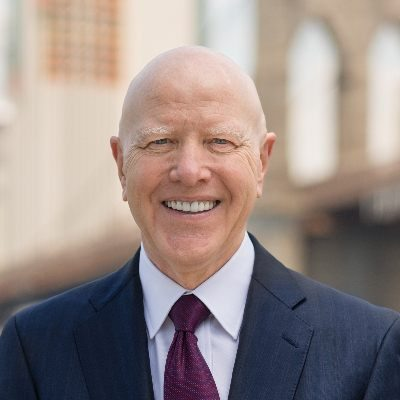 Picture of George Gleason, CEO of Bank OZK